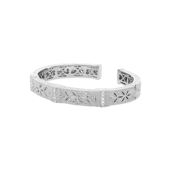 RIPKA Estate White Topaz Pia Cuff