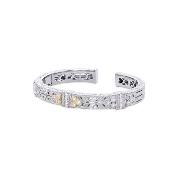 RIPKA Estate Diamond Cuff