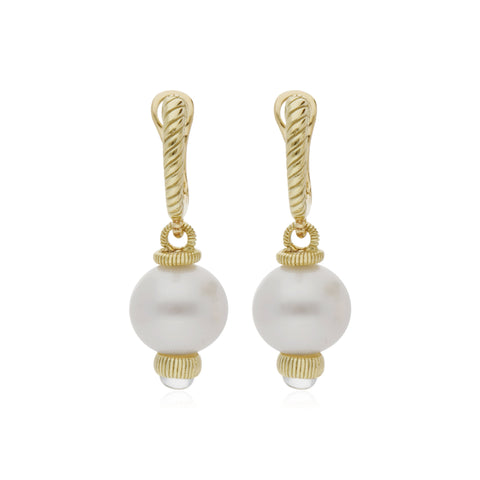RIPKA Bella Pearl Drop Earrings