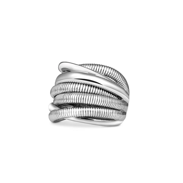 Eternity Seven Band Highway Ring