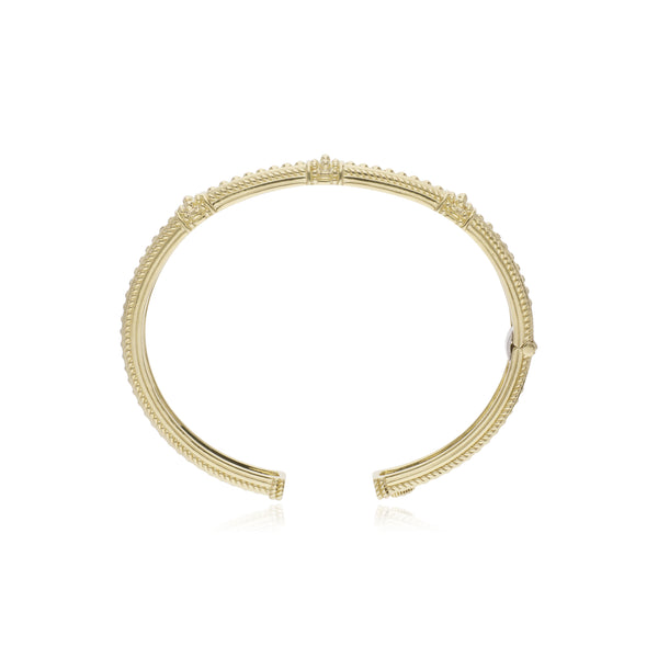 Estate Gold Pia Cuff