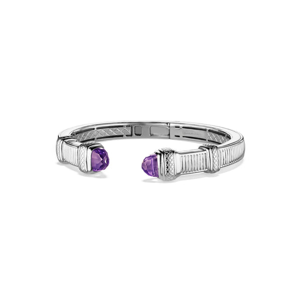 Cassandre Medium Bracelet with Amethyst