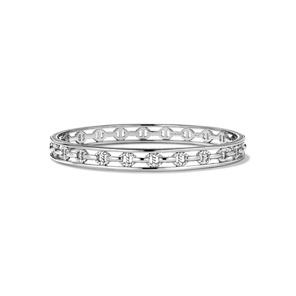 Vienna Link Stack Bangle