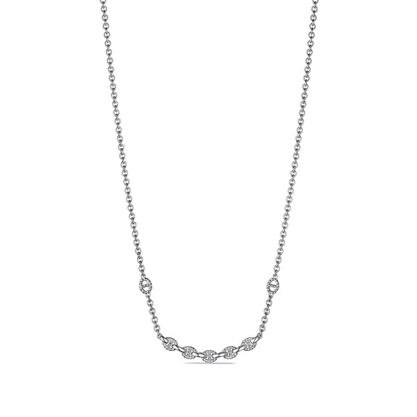 Vienna Chain Link Necklace