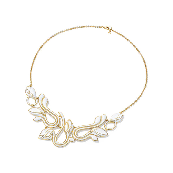 Adoro Necklace in 18K Gold Vermeil