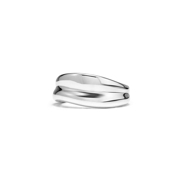 Eros Sculptural Band Ring
