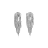 RIPKA Eternity Multi-Hoop Earrings