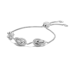 Eternity Love Knot Friendship Bracelet