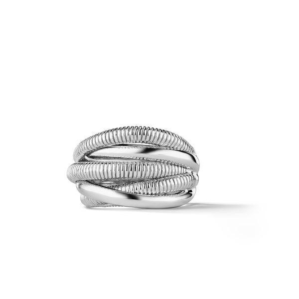 Eternity Five Band Highway Ring