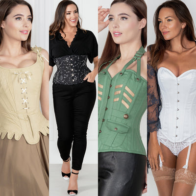Corsets in the 21st Century: It's all About Choice