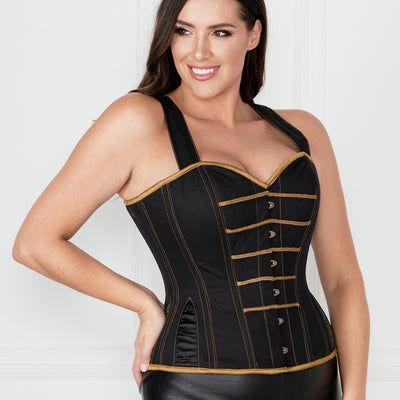 The Full Guide to Corset Vocabulary