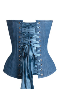 Denim Expert Waist Training Overbust