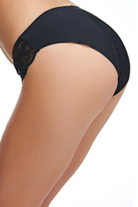 Fantasie - Sienna Black Brief