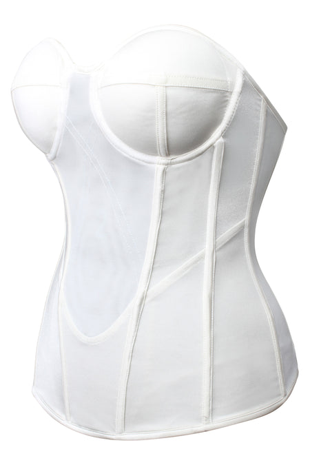 Low Back Bridal Shapewear Corset