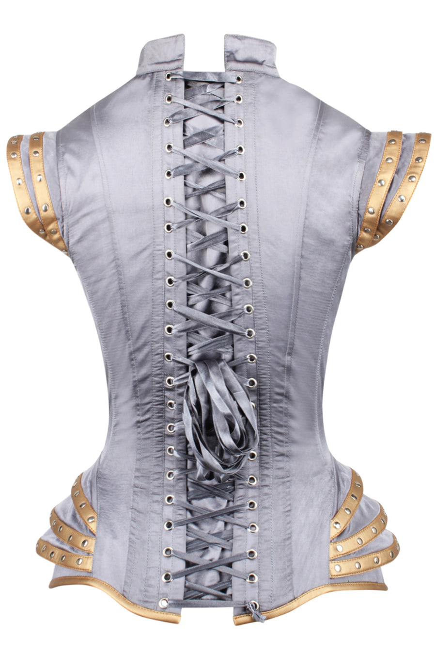 50's Space Captain Steampunk Underbust