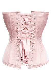 Honey Rose Undertone Mesh Corset