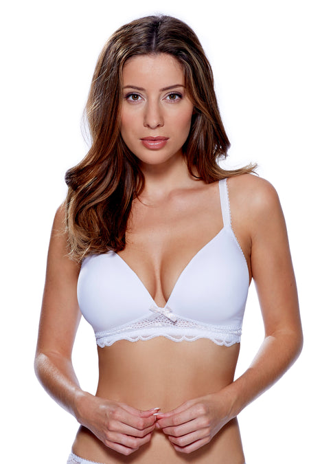 Lepel - Lyla Soft Bra White