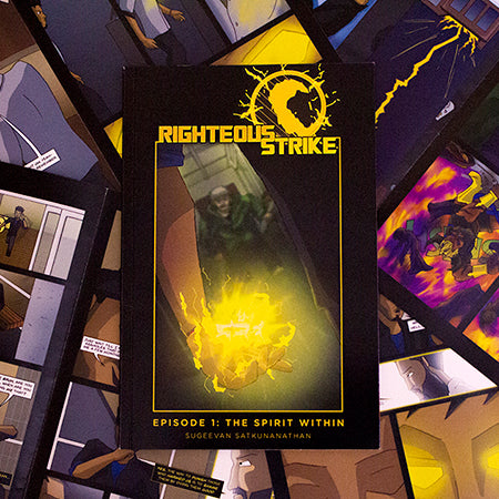 Righteous Strike : The Spirit Within