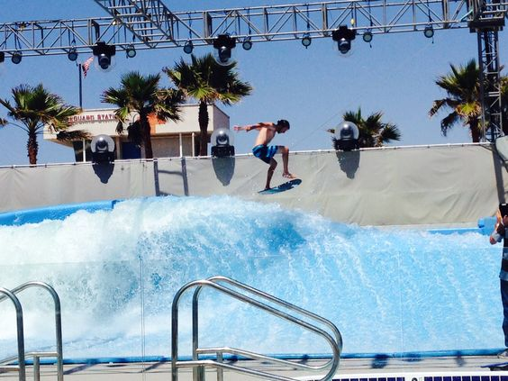 Turq Sport at WaveHouse San Diego