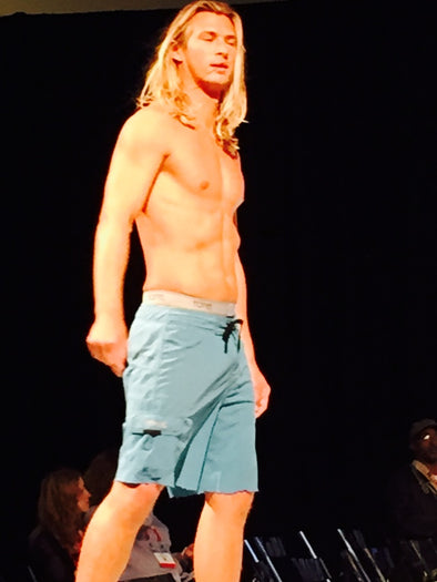 Surf Expo #2 – the Fashion Show & What to Wear Under Boardshorts