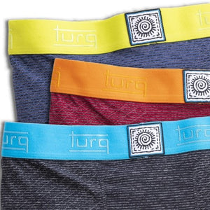 Turbo Stripes 3-Pack | Freestyle Fit