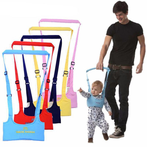 Adjustable Strap Leashes Baby Learning Walking Assistant - Free Shipping - NewBorn & Mom