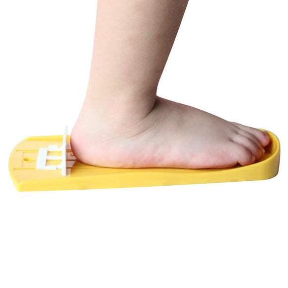 Infant Toddler Baby Feet Length Growing Measuring Ruler - Free Shipping - NewBorn & Mom