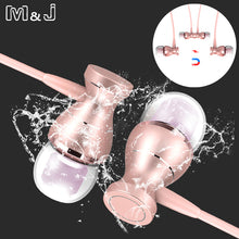 High Quality Magnetic Sport Running Earbuds With Mic