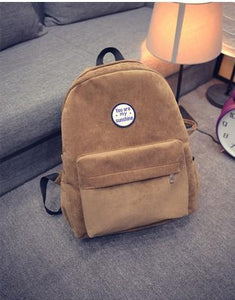 High Quality Woman's Retro Back Pack