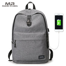 New Arrivals! Four Colors With USB Charger Backpack