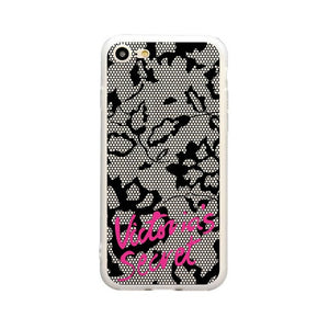 Cute VSPINK Logo Brand NEW High Quality Soft Silicon Phone Case for iPhoneX 7 7plus 6S 6 5S