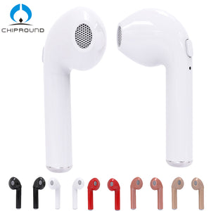 High Quality Blutooth Wireless Earbuds Bluetooth For Iphone 7 plus 7 6s 6 plus SE Galaxy S8 Plus LG