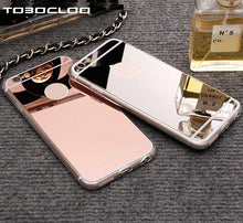New Luxury Mirror Phone Cases For iPhone X 5 5s 6 6s 7 7plus
