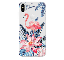 New Silcon Animal Design Cases For iPhone X 4 4S 5 5S 5C 6 6plus 7 7Plus