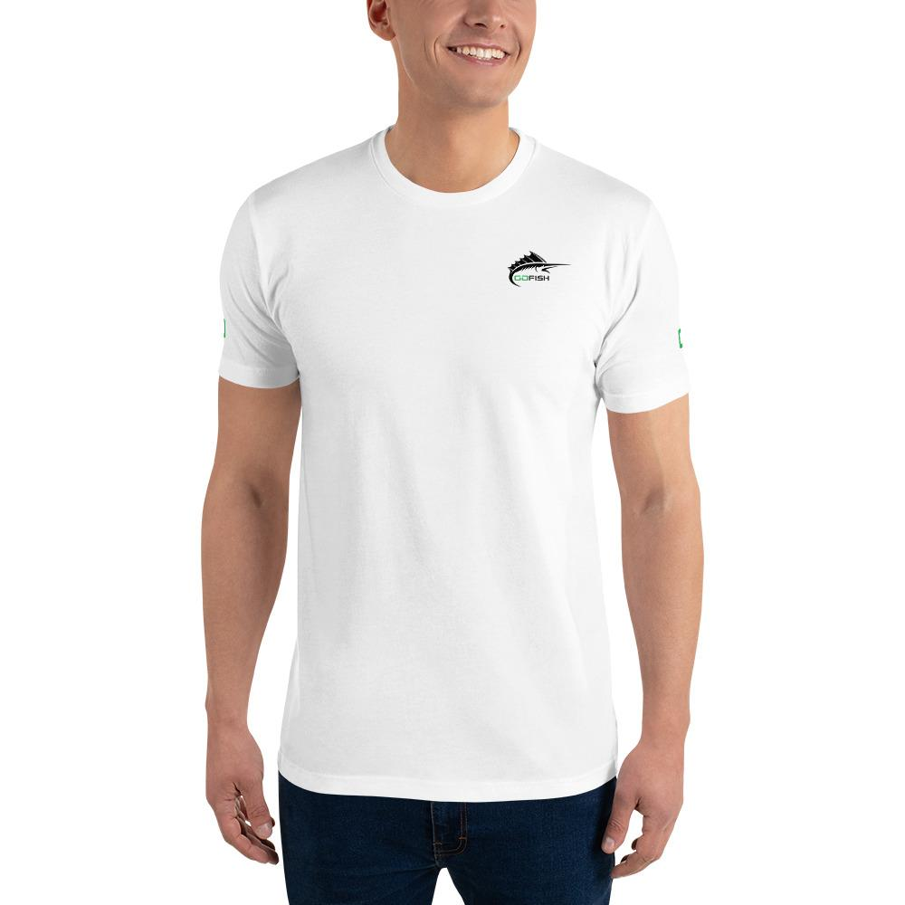 Shark Bite Fitted Soft T
