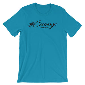 Men's #Courage T-Shirt