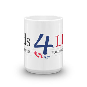 Dad's 4 Life Coffee Mug