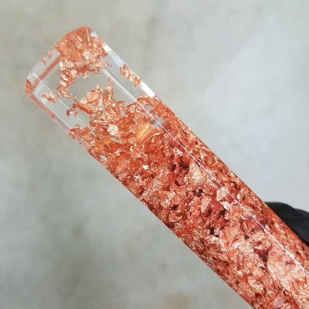 Copper Overload - 6in (150mm) Damascus Petty Culinary Knife