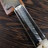 Three Muskullteers - 6in (150mm) Damascus Petty Culinary Knife