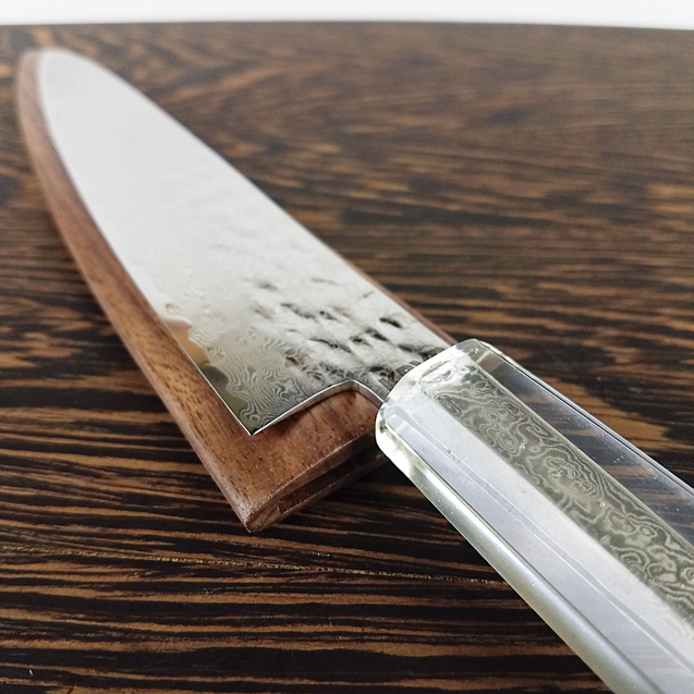 Phantasmagoria - 6in (150mm) Damascus Petty Culinary Knife