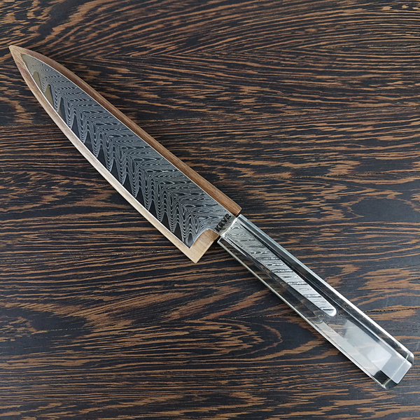 Phantom Reaper - 6in (150mm) Damascus Petty Culinary Knife