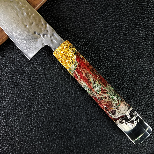 Beefcake - 210mm (8.25in) Damascus Gyuto Chef Knife