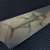 King Fisher II - 8in (203mm) Gyuto Chef Knife S35VN Stainless Steel