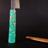 Caribbean Jewel - 6in (150mm) Damascus Petty Culinary Knife