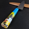 Maggie Simpson - 210mm (8.25in) Damascus Gyuto Chef Knife