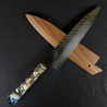 Watchmaker's Son - 210mm (8.25in) Damascus Gyuto Chef Knife