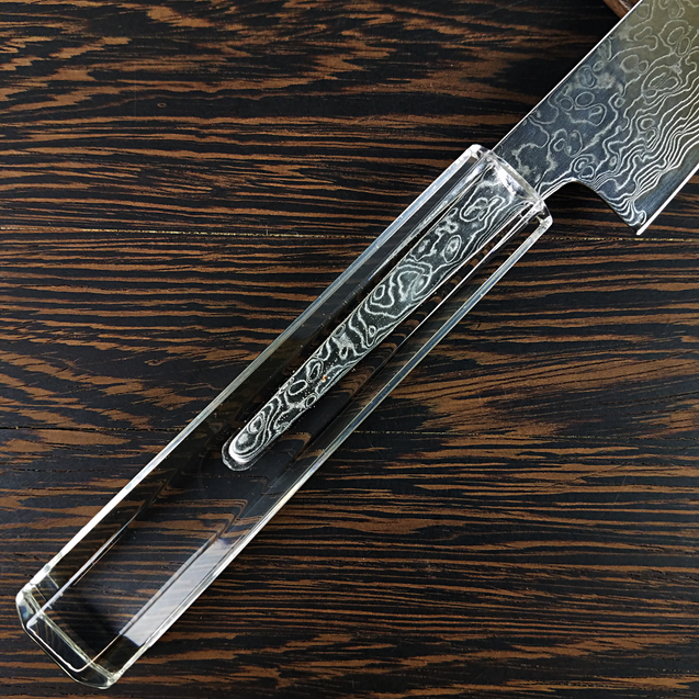 Phantom - 6in (150mm) Damascus Petty Culinary Knife