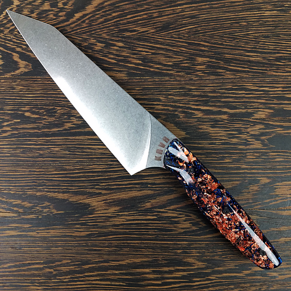 Copper Isle - 8in (203mm) Gyuto Chef Knife S35VN Stainless Steel
