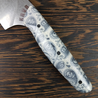 Paisley Malaise - 8in (203mm) Gyuto Chef Knife S35VN Stainless Steel