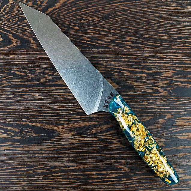 Tortuga - 8in (203mm) Gyuto Chef Knife S35VN Stainless Steel